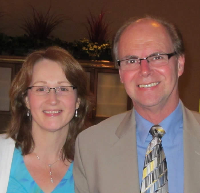 Senior Pastors Rod & Colleen Shearing